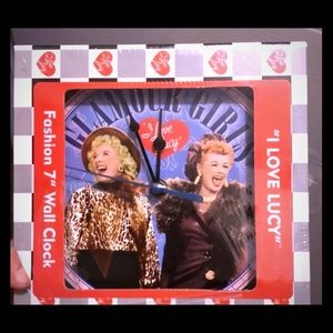Brand new I love lucy clock